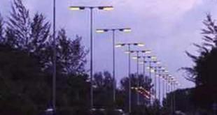 Ilustrasi PJU Solar Cell
