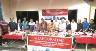 Pertemuan Silahturahmi Antar Umat Beragama yang digelar oleh LMI.