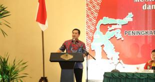 Wakil Gubernur Provinsi Sulawesi Utara Drs Steven OE Kandouw hadiri Musrenbang Regional Sulawesi tahun 2019