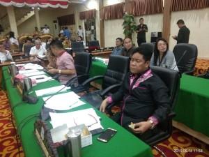 Pansus RTRW DPRD kota Manado