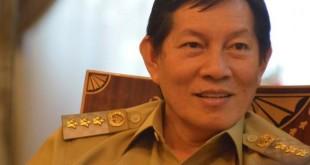 Walikota Manado GSV Lumentut