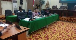 Hengky Kawalo Ketua Pansus RTRW kota Manado