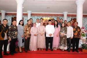 Wagub di rumah Tatong Bara