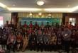 Kepala BKN Bima Haria Wibisana, Sekprov Sulut Edwin Silangen, Kepala BKN Regional XI Wakiran, serta para pejabat Pemprov yang mengikuti Talent Pool, Selasa 23 Juli 2019.(Foto: hms)
