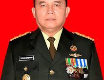 Pangdam XIII/Merdeka Mayjen TNI Tiopan Aritonang