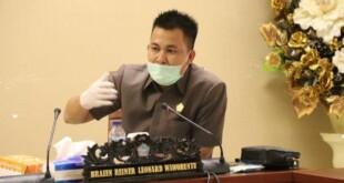 Ketua Komisi IV DPRD Sulut Braien Waworuntu.(Foto: ist)