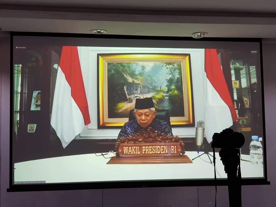Wakil Presiden RI Ma'ruf Amin.(Foto: ist)